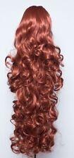 Extensions de cheveux queues de cheval doré pour femme