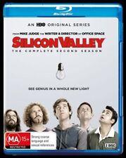 Silicon Valley : Season 2 - Blu-ray - NEW & SEALED - 2016, 2-Disc Set AUS HBO