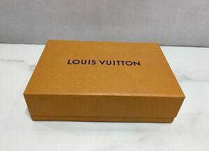 """Authentic Louis Vuitton Large Magnetic Lid Empty Box 11"""" x 7"""" x 3.25"""""""