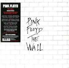 PINK FLOYD THE WALL (REMASTERED) DOPPIO VINILE LP 180 GRAMMI NUOVO SIGILLATO !!