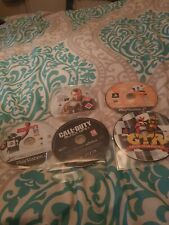 Playstation Disc Only Bundle Untested