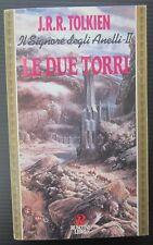 1993 LE DUE TORRI Signore degli Anelli J. R. R. Tolkien edizione Rusconi