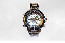 Sport Digitaal/Analoog Horloge Heren Nieuw | Montre Sportive Numérique / Analoge