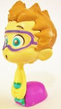 NONNY Nickelodeon TV BUBBLE GUPPIES BOY PVC TOY Figure CUP CAKE TOPPER FIGURINE!