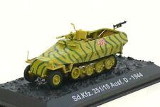 Amercom 1:72 Hanomag halftrack  Sd.Kfz.251/10 Ausf.D5.PzDiv Wiking Poland ACBG06