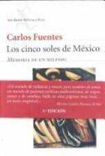 Los cinco soles de México memoria de un milenio-ExLibrary