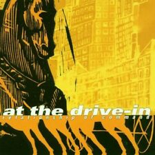 At The Drive-In / Relationship Of Command (UK IMPORT) CD NEW