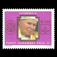 Austria 2005 - Pope John Paul II Religion - Sc 1991 MNH