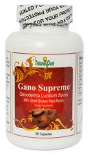 Gano-Supreme, Ganoderma Lucidum Spore Red Reishi