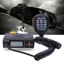 Portable Baojie BJ-218 Dual-band 25W 256CH CTCSS 2-way Car/Trunk Mobile Radio