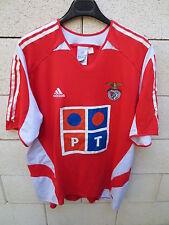 Maillot BENFICA Adidas jersey shirt camiseta XL rouge