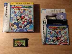 Mario & Luigi: Superstar Saga (Gameboy Advance GBA) [Complete CIB]
