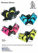 Muscle Pro Workout Gloves 健身運動手套