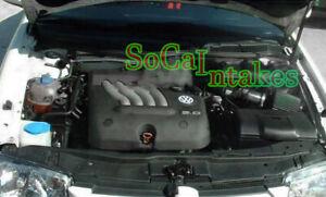 Black Green Air intake system Kit For 99-05 Volkswagen Beetle 1.8L 1.9L 2.0L 2.8