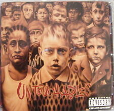 CD Korn / Untouchables – Rock Album 2002
