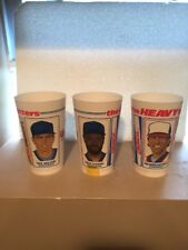 20 CUP Sleeve Chicago White Sox Milwaukee Brewers NEW Moliter Cooper Dotson 1987