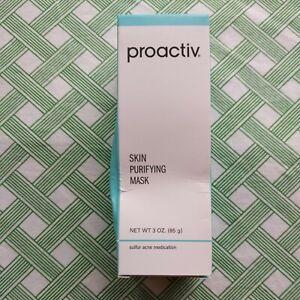 Proactiv Skin Purifying Mask 3 Oz Crushed Box SPECIAL acne sulpher medication