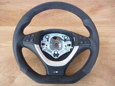 Extremo plano Alcantara volante de cuero bmw e70, e71 Steering Wheel con diafragma multf