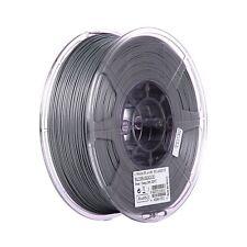 eSUN 1.75mm Silver PLA PRO (PLA+) 3D Printer Filament 1KG Spool (2.2lbs), Sil...