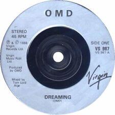 "OMD – Dreaming   7"" Vinyl 45rpm"