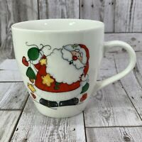 Christmas Royal Norfolk Santa Claus Coffee Mug Cup