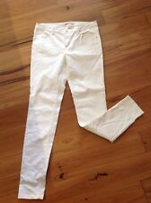 Classic Country Road White Skinny Jeans 14 Dress Up Or Down