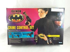 Vintage Kenner Batman Crime Control Set