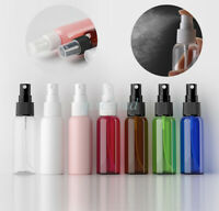 Bulk 1.7oz 50ml Empty PET Perfume Mist Sprayer Pump Spray Bottles Containers