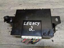 Subaru Legacy IV 2,5 Steuergerät Heizung 72343AG001 177600-0141 (2)