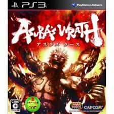 Used PS3 Asura's Wrath Japan Import