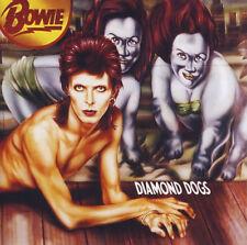 "DAVID BOWIE ""Diamond Dogs"" 1974/1999 Remastered 11Trk CD ""RebelRebel,1984"""