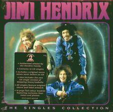 """JIMI HENDRIX """" THE SINGLES COLLECTION """" BOX 10 CD's SIGILLATO EDIZIONE LIMITATA"""