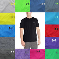 Under Armour UA Men's Loose Fit Heatgear Short Sleeve Athletic Tee T Shirt