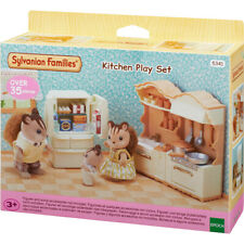 Sylvanian Families Kitchen Play Furniture Set - 5341