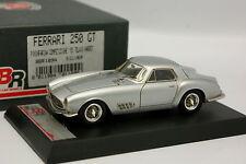 BBR 1/43 - Ferrari 250 GT Pininfarina Competizione Tejido Silver 1955