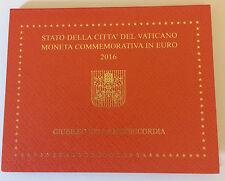 2 EURO VATICAN MISERICORDIA 2016