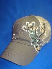 PETERBILT HAT :  DRI-DUCK / BUCK CAMO TRUCKER'S CAP   *FREE SHIPPING IN U.S.A. *
