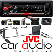 BMW 3 Series E46 Saloon JVC Car Stereo CD MP3 USB Player & Steering Interface