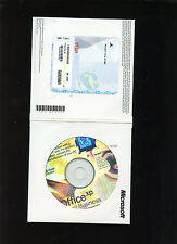 Microsoft Office XP 2002 Small Business Edition