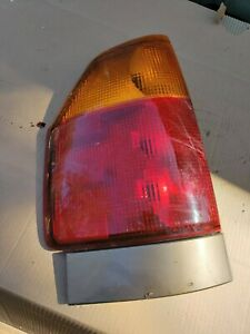 2002-2009 GMC Envoy Left Taillight OEM Trailblazer Drivers Rear LH LR