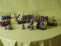WARHAMMER PAINTED EMPIRE ARMY - MANY UNITS TO CHOOSE FROM