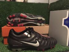 BN NIKE AIR ZOOM TOTAL 90 II III FG SUPREMACY SOCCER FOOTBALL CLEATS 8,5 7,5 42