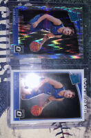 Luka Doncic 2018-2019 Optic Donruss rookie card Lot Invest!!! Grade 10?