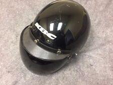KBC TK-110 Open Face Helmet XL 61~62CM Snell DOT With Shield