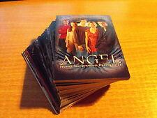 ANGEL SEASON FOUR COMPLETE BASIC SET OF CARDS