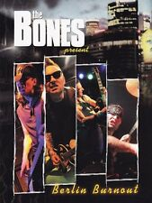 The Bones - Berlin Burnout (Live Recording) (Special Limited Edition CD+DVD) NEW