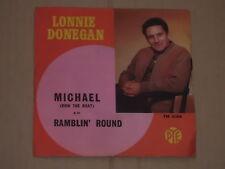 "LONNIE DONEGAN -Michael- 7"" 45"