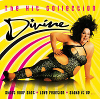 CD Divine The Hit Collection   2CDs incl Native Love und Shoot Your Shot