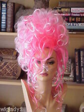 WOW EMPRESS VEGAS GIRL CD WIGS FOR A ENTRANCEWOW LOOK AT THIS COLOR