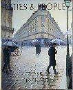 MARK GIROUARD - Cities and People  (hc/dj) 1985